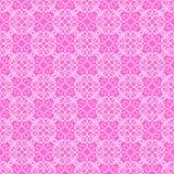 snöra åt rosa seamless för modell Arkivbilder