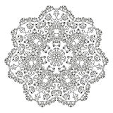 snöra åt runt vektor illustrationer