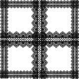 Snöra åt textur Royaltyfria Bilder
