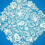 snöra åt white royaltyfri illustrationer