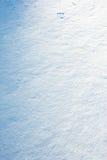 Snötextur, vit snöig bakgrund, Fotografering för Bildbyråer
