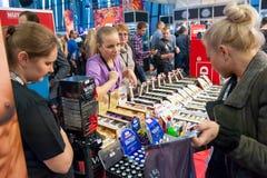SN Pro Expo Forum 2015 Royalty Free Stock Photography