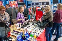 SN Pro Expo Forum 2015 Royalty Free Stock Photos
