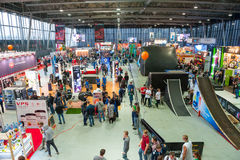 SN Pro Expo Forum 2015 Royalty Free Stock Image