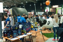 SN Pro Expo Forum 2015 Stock Image