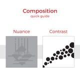 Snabb handbokillustration för sammansättning Royaltyfri Illustrationer