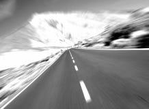 snabb hastighet Royaltyfri Foto