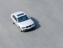 snabb hastighet för bil Royaltyfria Foton