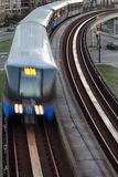 snabb transport vancouver Arkivbilder
