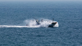 Snabbt fartyg Royaltyfri Foto