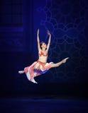 """Snabbt växande Nights†för balett""""One tusen och en  Arkivfoton"""