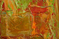 Snack. Abstract oil painting. Can be used as an element or background in web design etc. Raw file is available. Enjoy Royalty Free Stock Image
