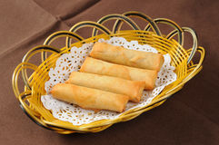 Snack. Chinese snack on a table royalty free stock photography