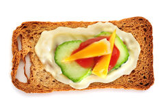 snack Fotografia de Stock Royalty Free