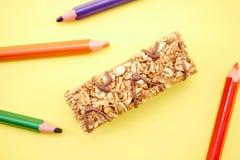 Snack bar Fotografia Stock Libera da Diritti