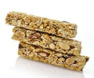 Snack bar sano del mirtillo Fotografie Stock Libere da Diritti