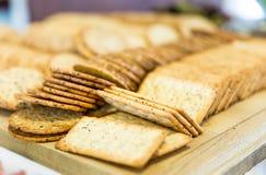 Snack Biscuit Stock Photos