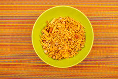 Snack Bombay Mix Royalty Free Stock Photo