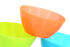 Snack Bowls Royalty Free Stock Photos