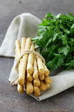 Snack bread sticks with sesame Royalty Free Stock Photos