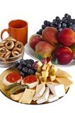 Snack  for breakfast Stock Image