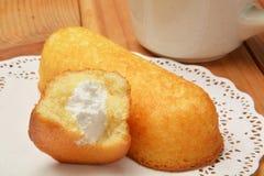 Snack cakes Stock Photo