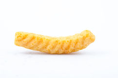Snack chips isolated Stock Photography