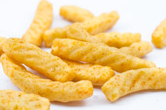 Snack chips Royalty Free Stock Images