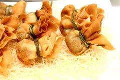 Snack crispy Thai style Stock Image