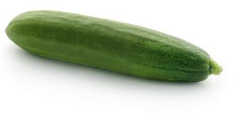 Snack cucumber Royalty Free Stock Photography