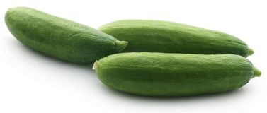 Snack cucumber Stock Photos