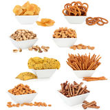 Snack-Food Stockbild