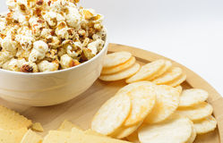 Snack food Stock Photo