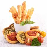 Snack food Stock Images
