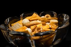 Snack mix Royalty Free Stock Photography
