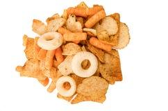 Snack mix Stock Photo