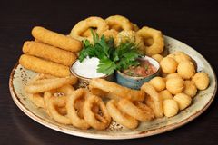 Free Snack Platter Stock Image - 38902441