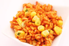 A snack of rice Royalty Free Stock Photo