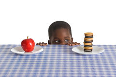 Snack Time Royalty Free Stock Images