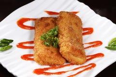 Snack van Java van Risoles de traditionele Royalty-vrije Stock Fotografie