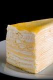 Snack voor Theeachtergrond/Snack voor Thee/Snack voor Thee op Zwarte Achtergrond Stock Fotografie