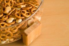 Snacks. Many, many, many, many snacks Stock Image