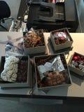 snacks Royalty-vrije Stock Afbeeldingen