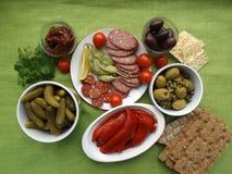 snacks Foto de Stock