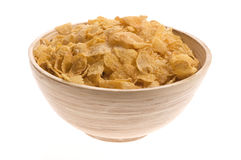 Snacks - corn flakes Stock Photo