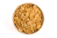 Snacks - corn flakes Stock Photos