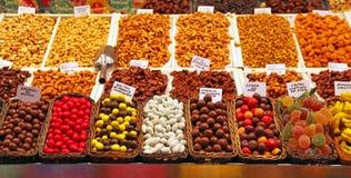 Snacks en Traktaties Royalty-vrije Stock Afbeeldingen