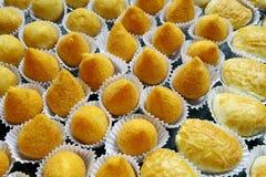 Free Snacks On Display Stock Photography - 60177612