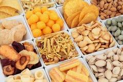 Snacks Stock Photos
