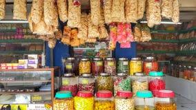 Snacks Shop Royalty Free Stock Photography